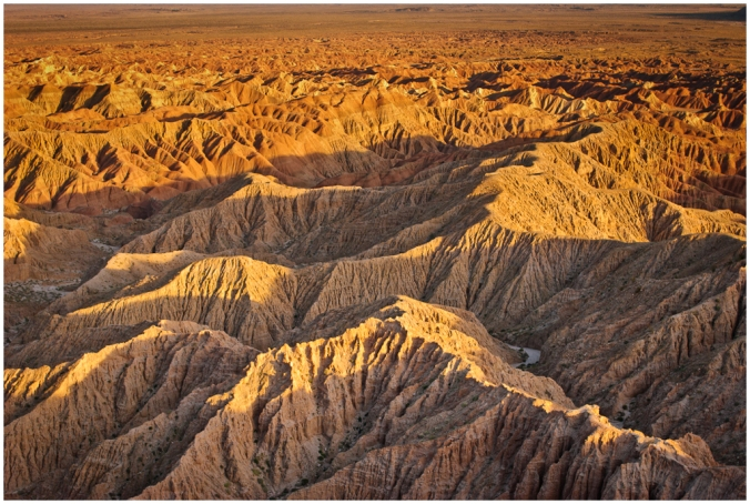 Borrego Badlands I