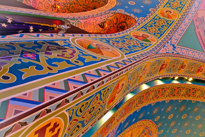 SVOC Arch Paintings
