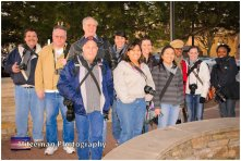 Naperville City Lights Photo Class - March 2012