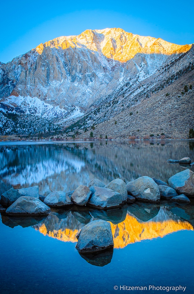 Shine Your Light, Eastern Sierra, California