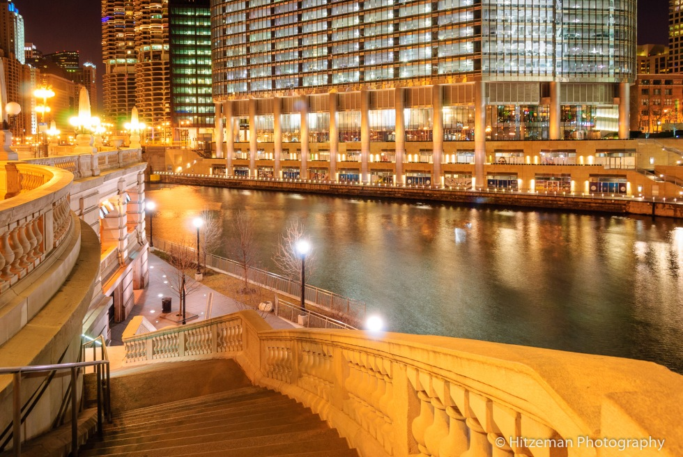 Chicago Riverwalk I