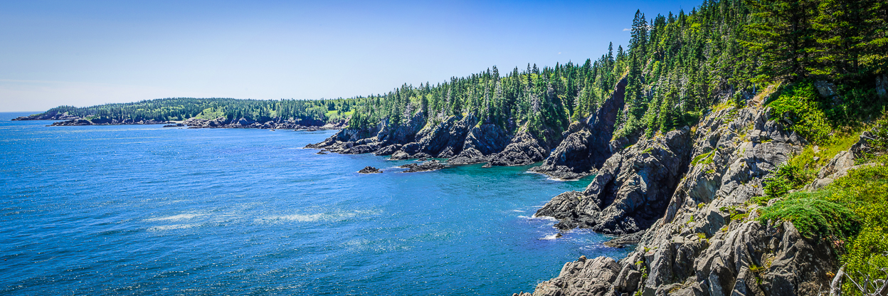 Bold Coast Trail, Acadia