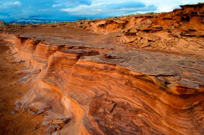 Sandstone Parfait