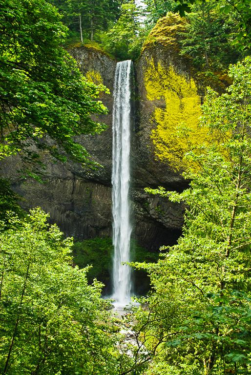 LaTourell Falls I