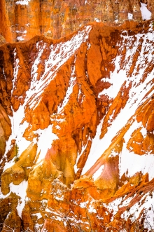 Bryce Canyon Snowscape