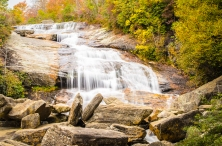 Blue Ridge Waterfall III