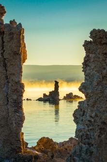 Mono Lake Mist