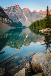 Lake Moraine Sunrise II