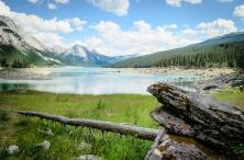 Medicine Lake Moment