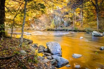 On a Golden River